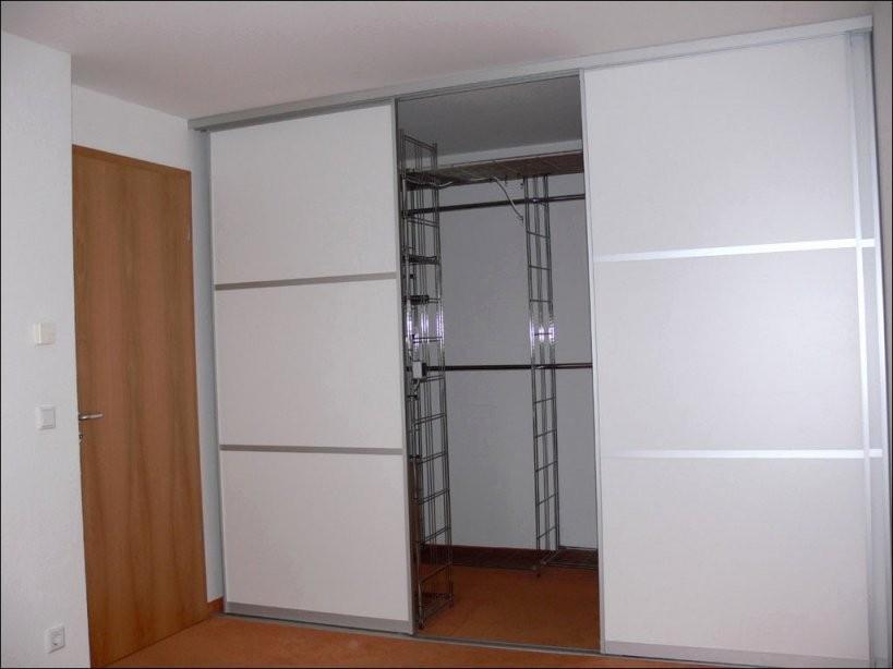 Begehbarer Kleiderschrank Selber Bauen Im Schlafzimmer Schön von Begehbarer Kleiderschrank Selbst Bauen Bild