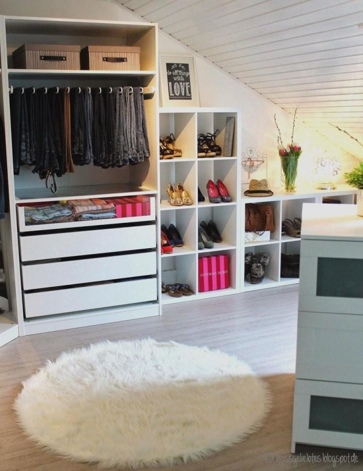 Begehbarer Schrank Dachschräge Kleiderschrank Dachschrge Selber von Begehbarer Kleiderschrank Selber Bauen Ikea Photo