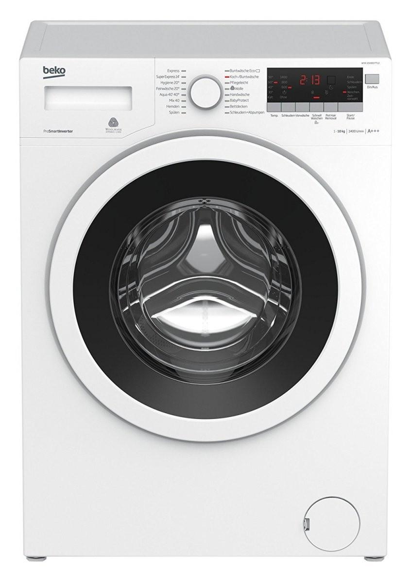 Beko Waschmaschine Test Bzw Vergleich 2019  Computer Bild von Beko Wmb 71443 Pte Stiftung Warentest Bild