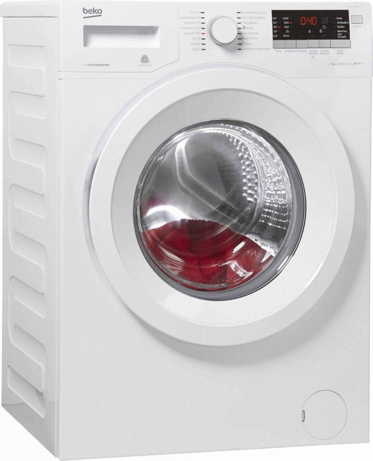 Beko Wya 71483 Ptle Waschmaschine Im Test 022019 von Beko Wmb 71443 Pte Stiftung Warentest Photo
