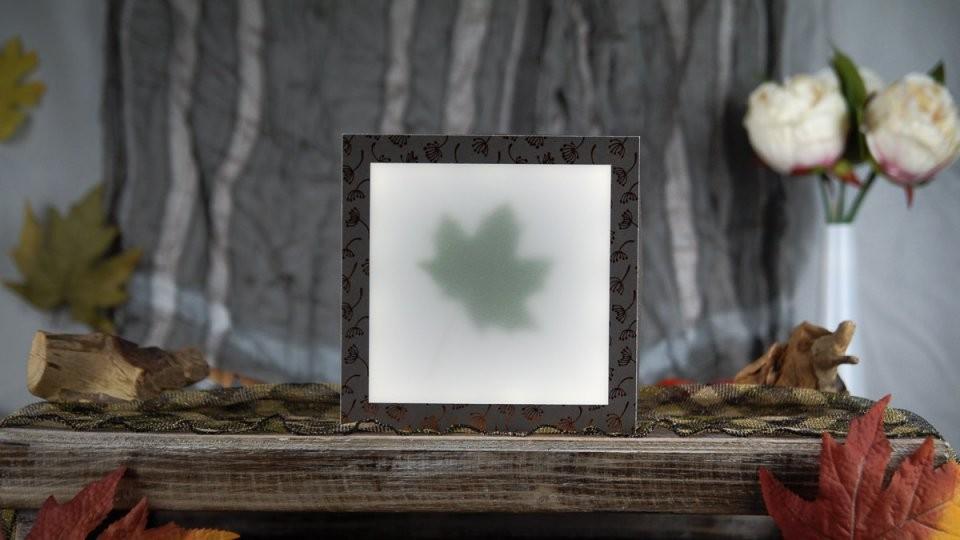 Beleuchtete Bilder Selber Machen – Unschlagbar Einfach von Led Leinwandbild Selber Machen Bild