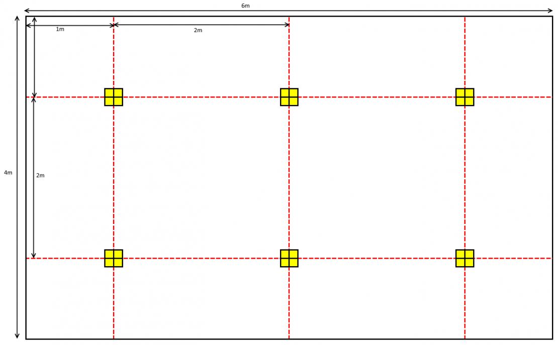 Beleuchtung Mit Deckenspots Richtig Planen (33) – Florina Und von Led Spots Decke Abstand Bild