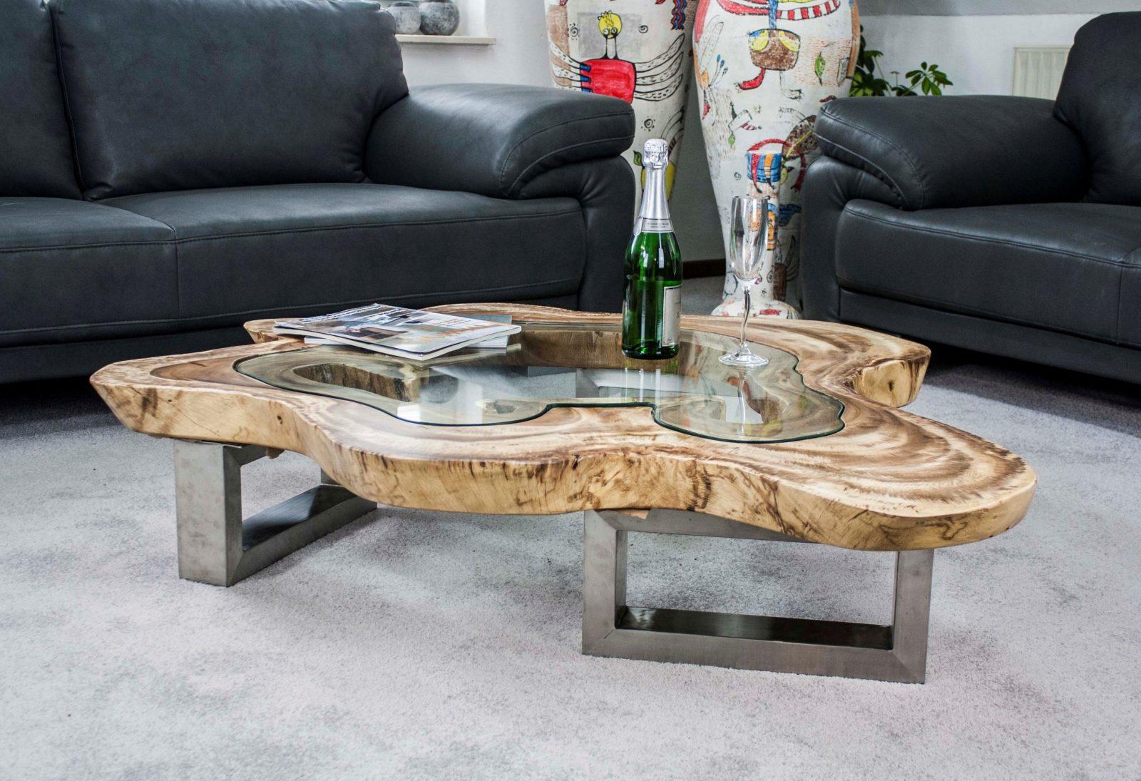 Beliebt Couchtisch Aus Baumscheibe Design 299 von Tisch Baumscheibe Selber Bauen Photo