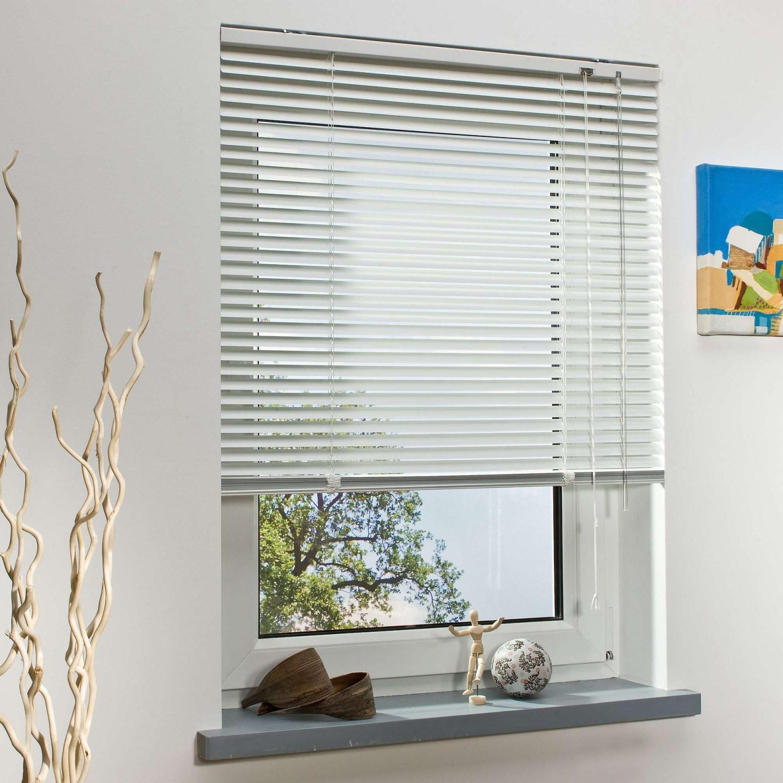 Bella Casa Aluminiumjalousie Weiß 150 X 140 Cm von Jalousie 140 Cm Breit Photo
