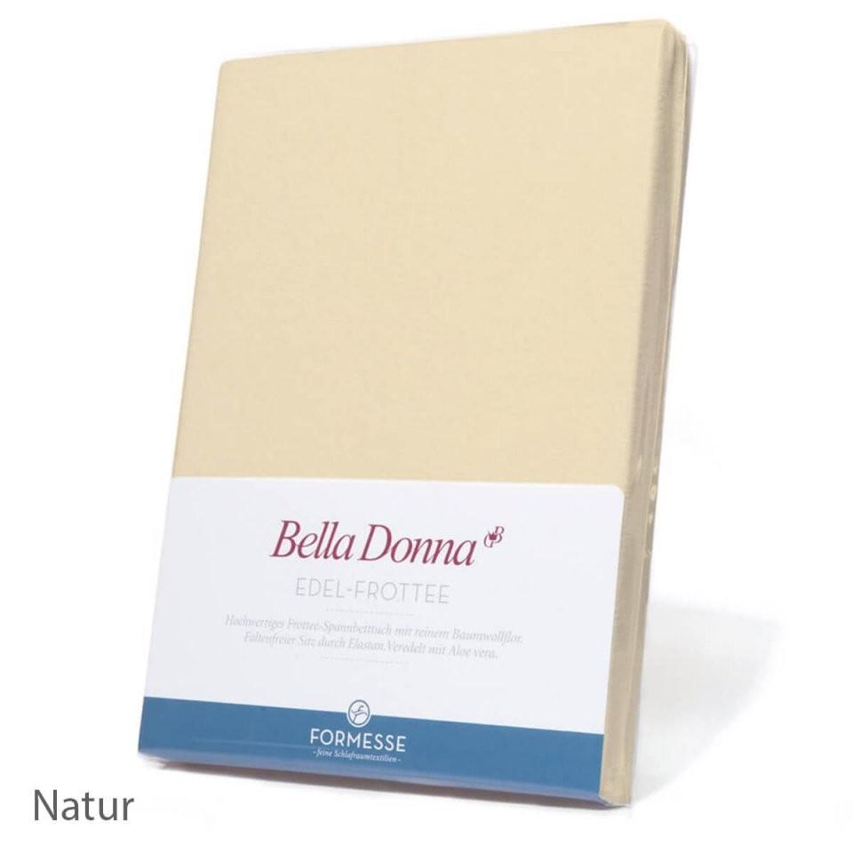 Bella Donna Edelfrottee Spannbetttuch ᐅ Dormando von Bella Donna Bettlaken Werksverkauf Photo