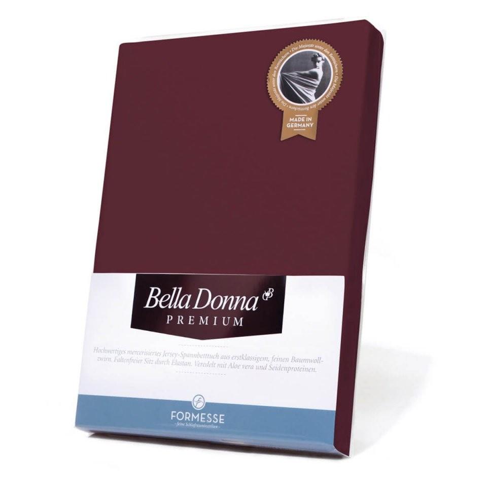 Bella Donna Premium Spannbetttuch ᐅ Dormando von Bella Donna Bettlaken Werksverkauf Bild