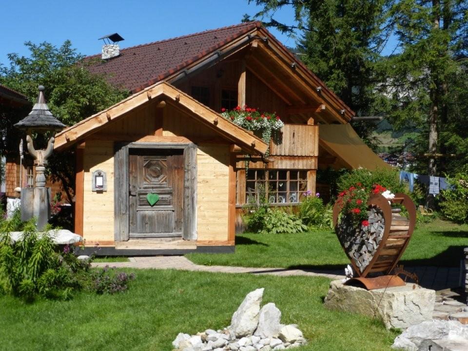 Berghütte Am Haldensee Grän Herr Karl Heinz Moll von Haus Kaufen Tannheimer Tal Photo