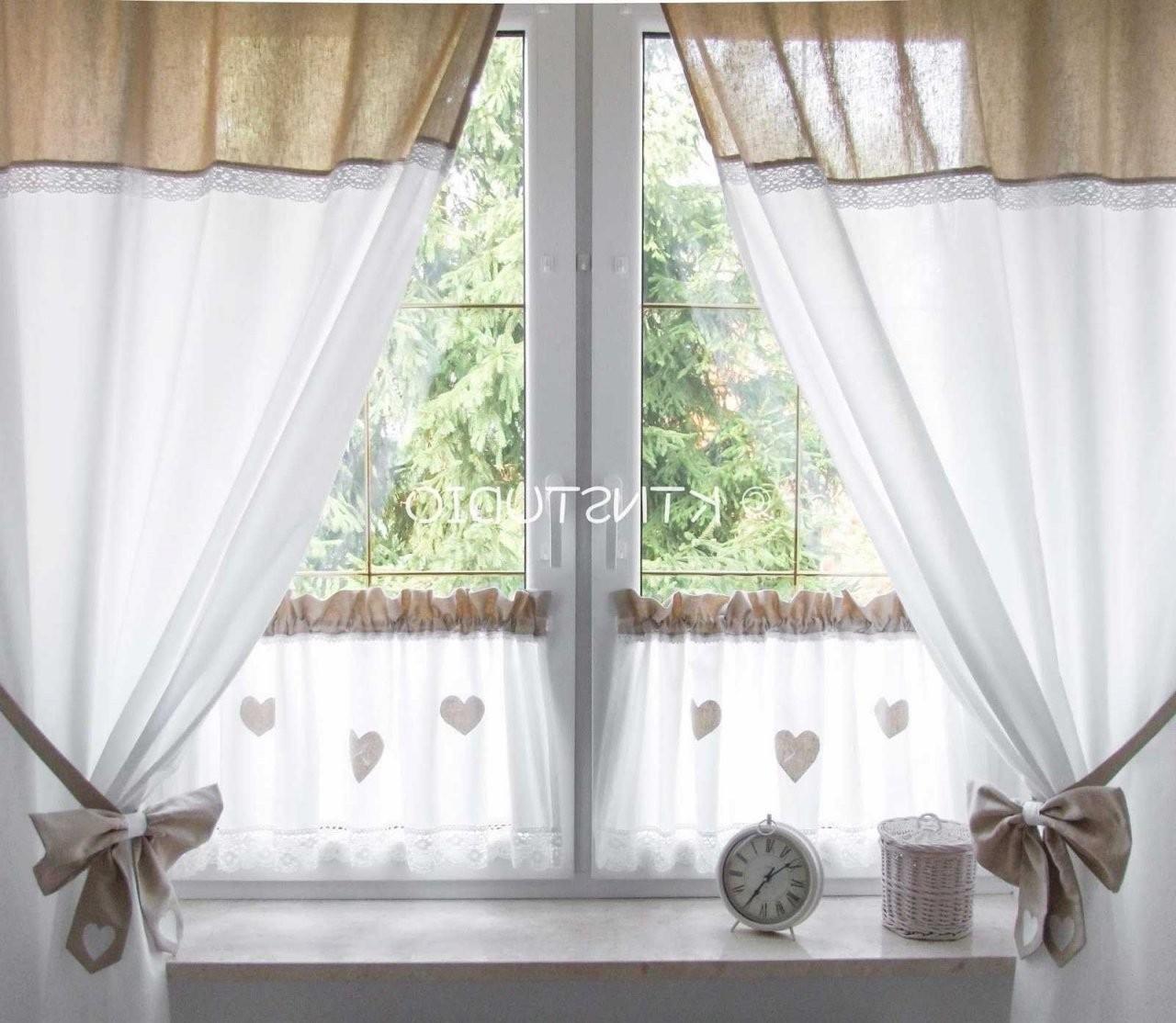 Best Landhaus Gardinen Küche Pics  Hiketoframe  Hiketoframe von Vorhänge Für Die Küche Bild