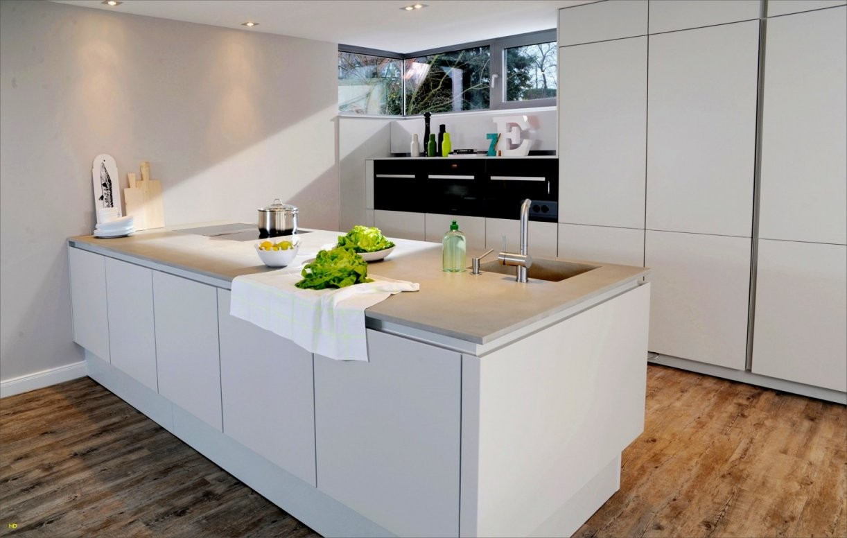 Best Of Kuche Weis Arbeitsplatte Küche Weiss Mit Eiche Kueche von Weiße Küche Mit Weißer Arbeitsplatte Bild