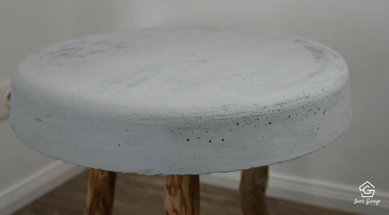 Betontisch Selber Bauen  Kaufen  Diy Anleitung  Tisch Aus Beton von Couchtisch Beton Selber Machen Photo