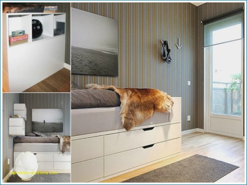 Bett Aus Kallax Regalen Bauen Bett Selber Bauen Ikea Regal  Bett Ideen von Bett Aus Ikea Regal Bauen Photo