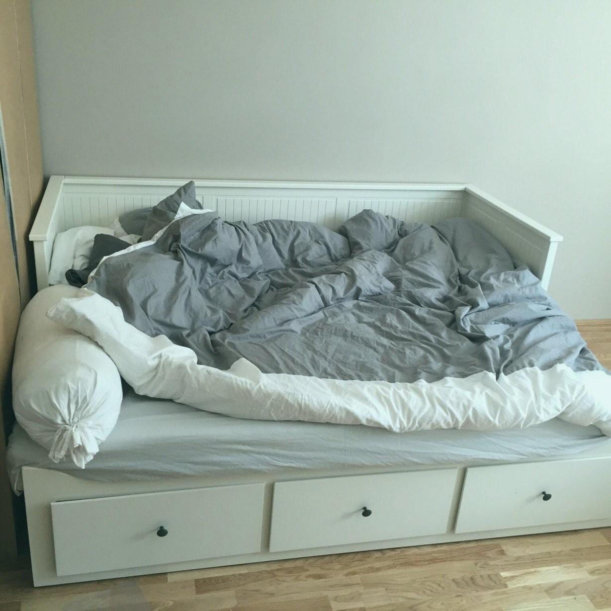 Bett Ausziehbar Ikea Wunderbar Ikea Hemnes Bett – Exteriour Und von Ikea Hemnes Bett Ausziehbar Bild
