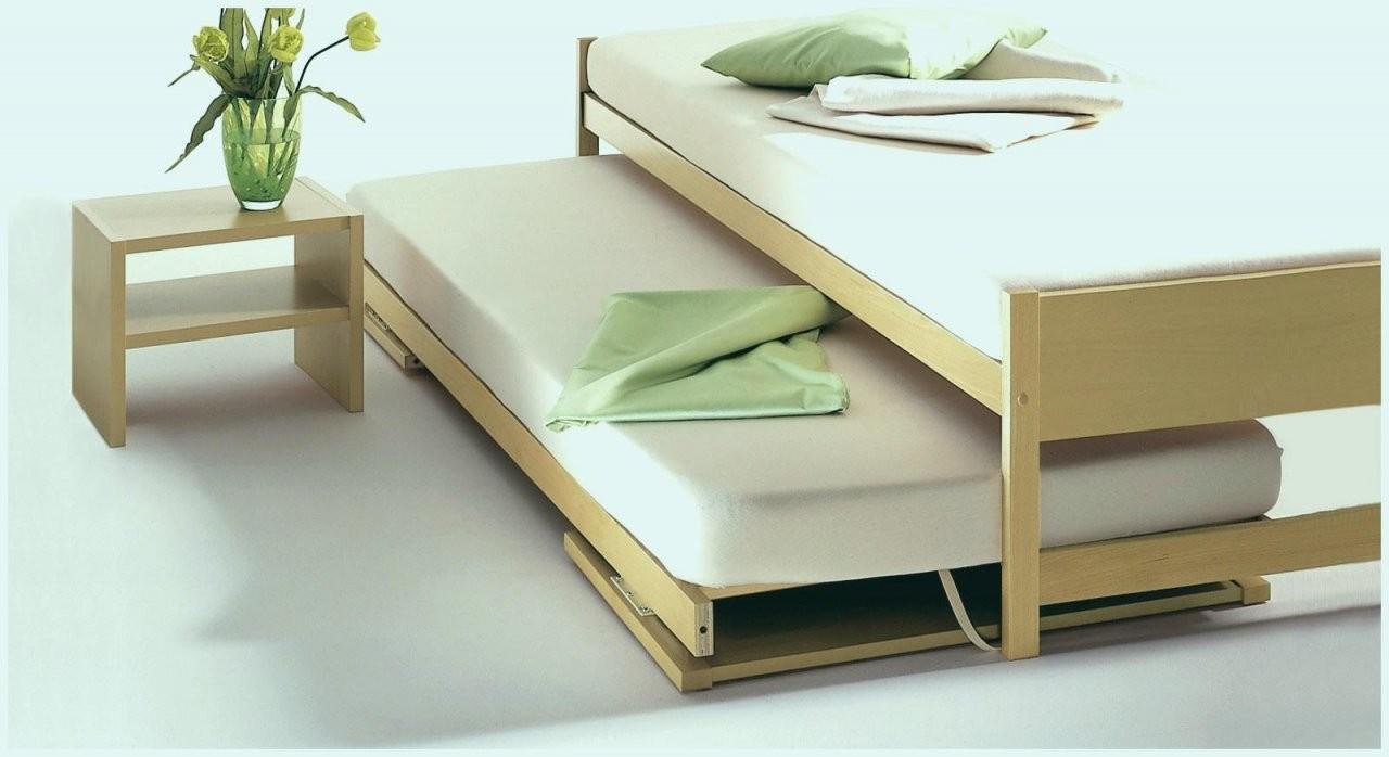 Bett Ausziehbar Mit Schubladen  Exteriour Und Interiour Haus von Bett Ausziehbar Gleiche Höhe Photo