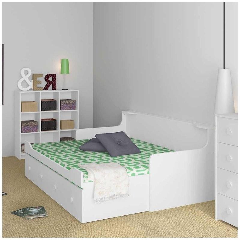 Bett Ausziehbar von Ausziehbares Bett Gleiche Höhe Bild