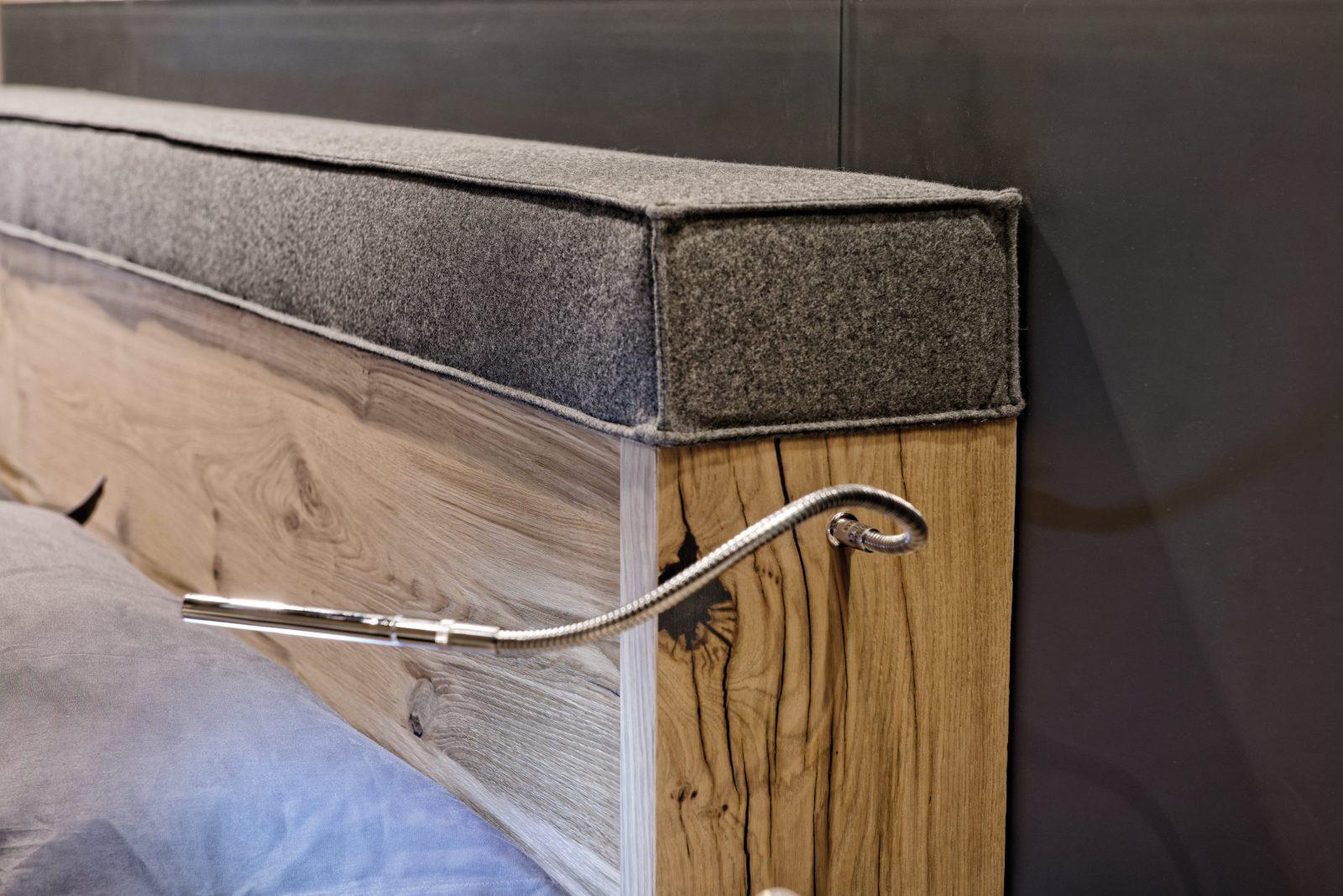 Bett  Bett  Betten  Schlafzimmer  Möbel  Möbel Inhofer von Voglauer Bett V Pur Photo