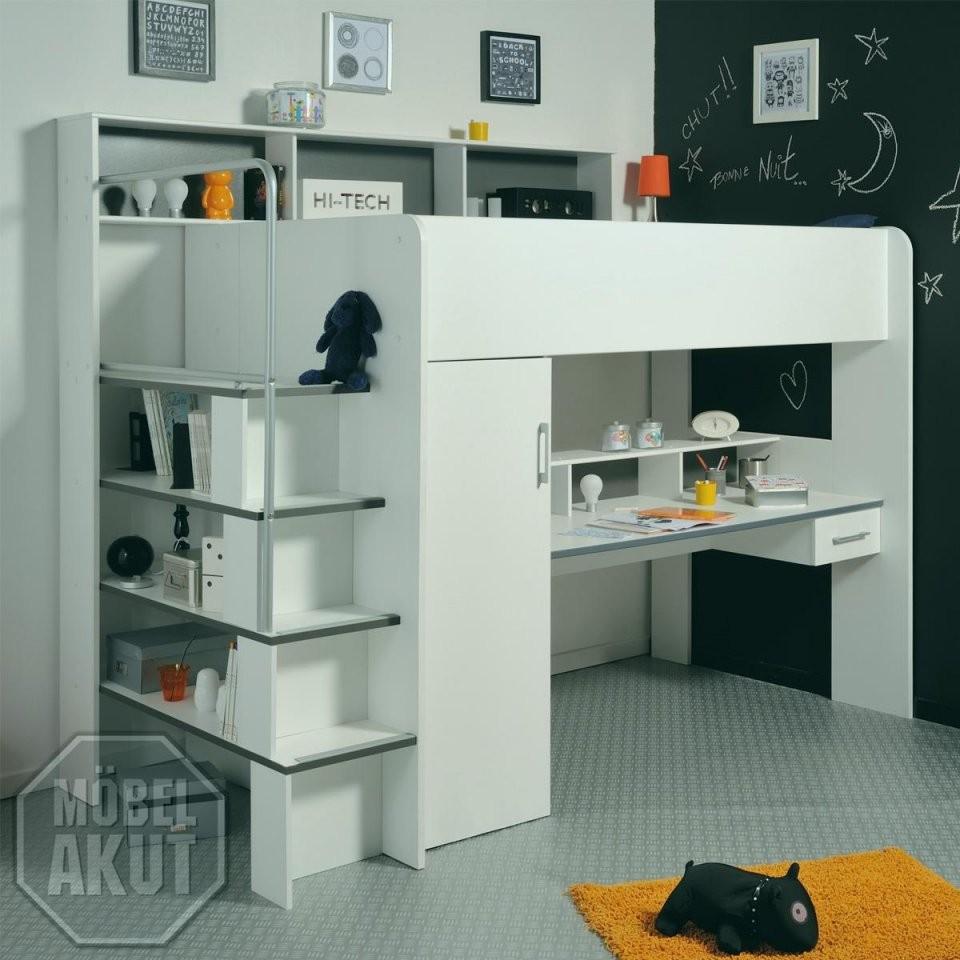 Bett Mit Schrank Und Schreibtisch  Beste Ideen Für Betten von Bett Mit Schreibtisch Und Schrank Bild