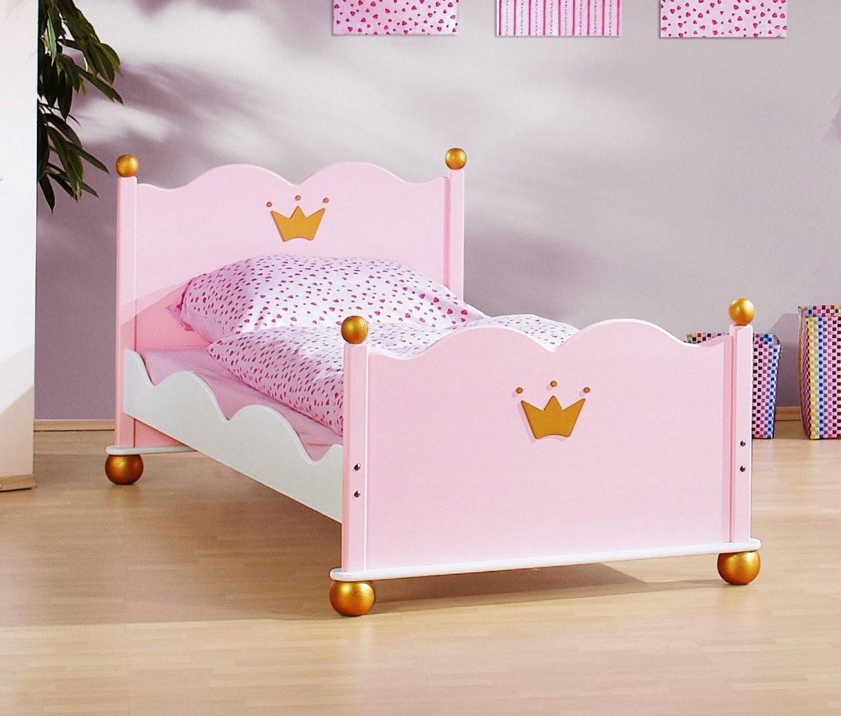 """Bett """"prinzessin Karolin""""  Prinzessin Traum  Kinderbett Matratze von Prinzessin Bett Selber Bauen Photo"""