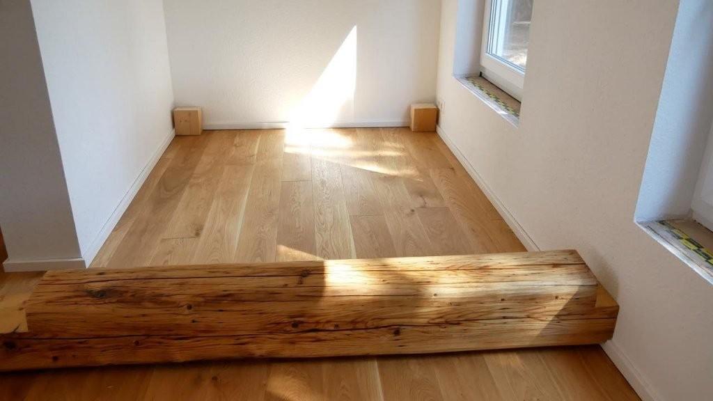 Bett Selber Bauen Balken Bett Aus Bauholz Natürlich Holzbett Bett von Bett Selber Bauen Balken Bild