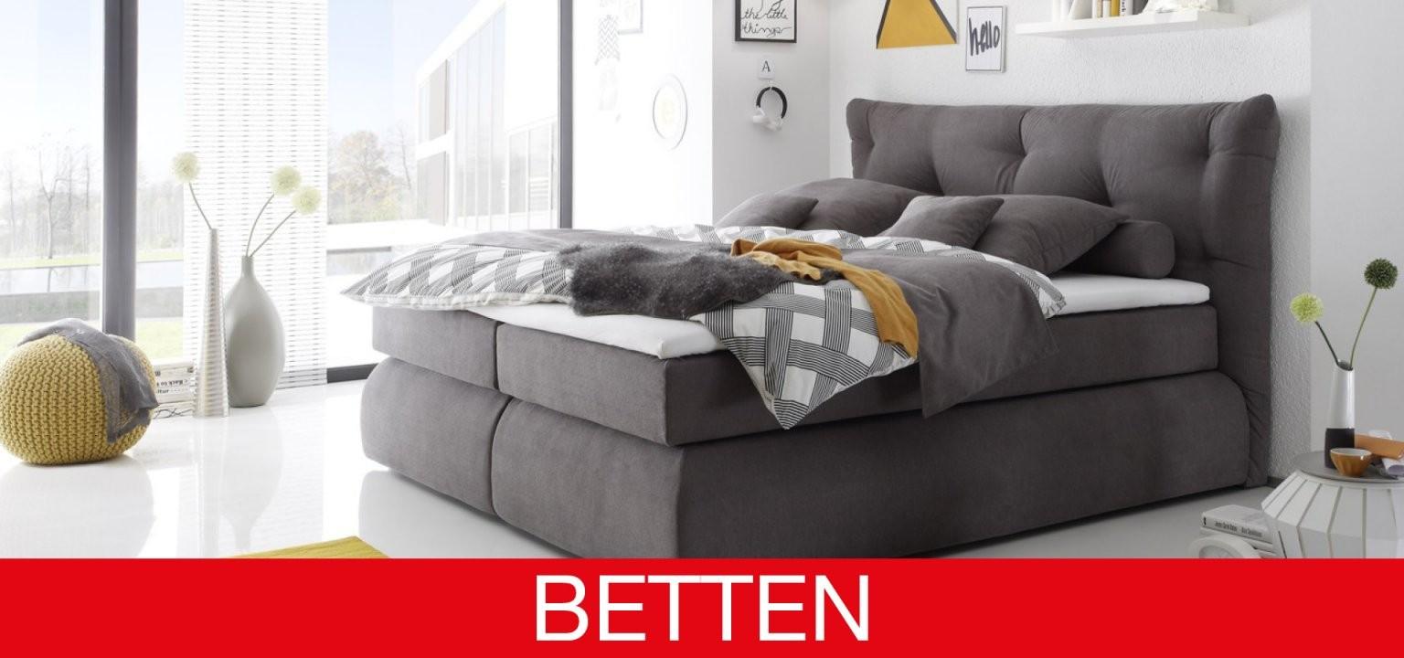 Betten  Die Möbelfundgrube I Schneller Und Günstiger Einrichten I von Bett Komplett Günstig Kaufen Photo