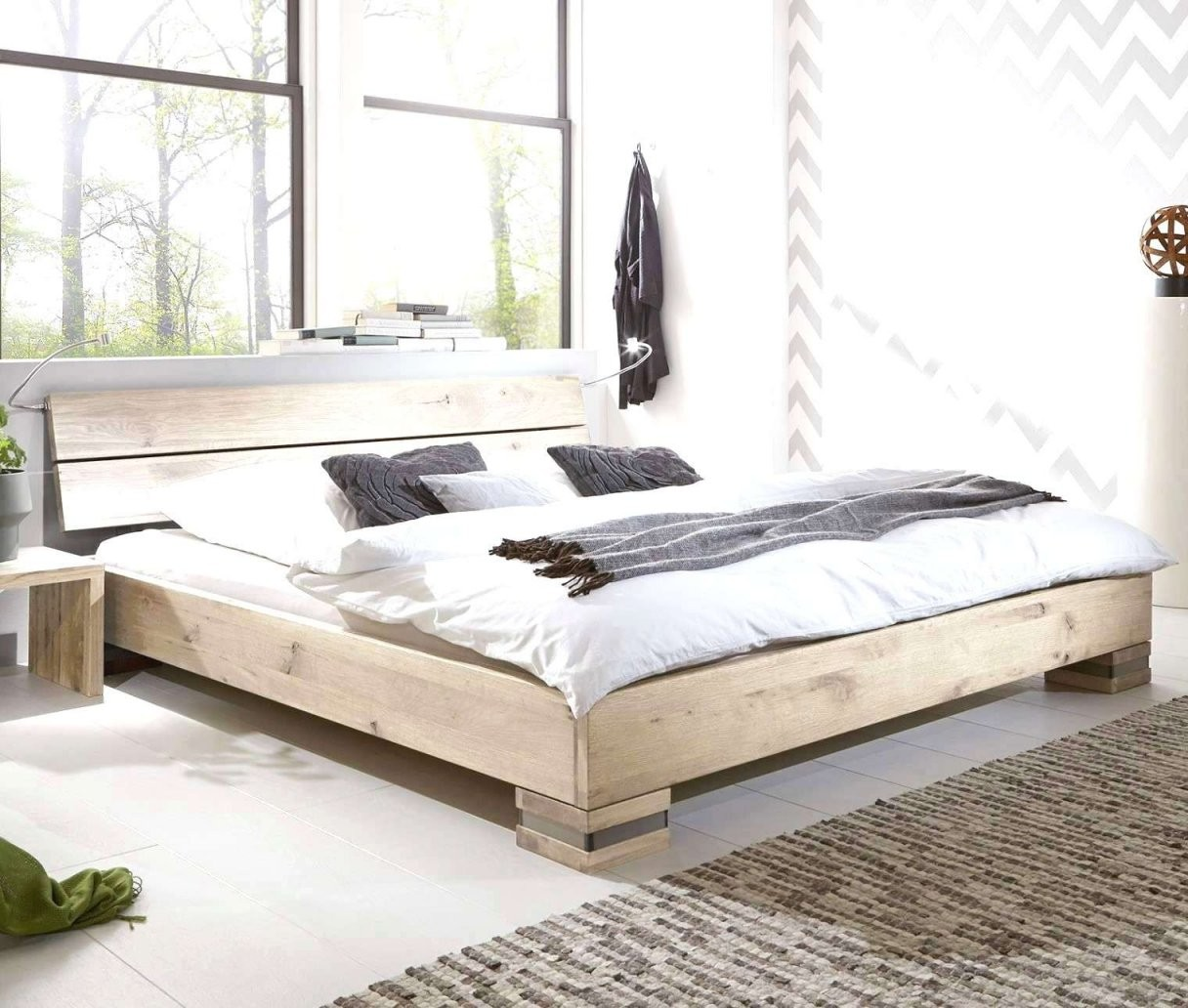 Betten Selber Bauen Podest Bett Aus Paletten Selber Bauen Schön von Podest Bett Aus Paletten Bild