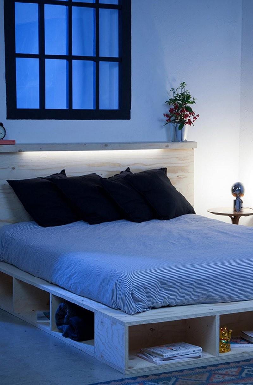 Betten Selber Bauen So Geht's von Außergewöhnliche Betten Selber Bauen Photo