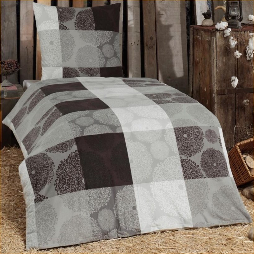Bettwäsche 155X220 Elegant Esprit Fleece Thermo 1Fcljtk von Thermo Fleece Bettwäsche 155X220 Bild