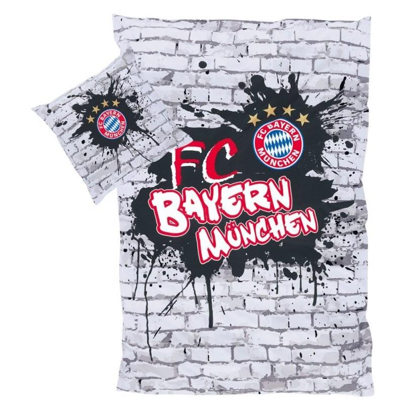 Bettwäsche Bayern München  Anderewelten von Bettwäsche Bayern München Günstig Bild