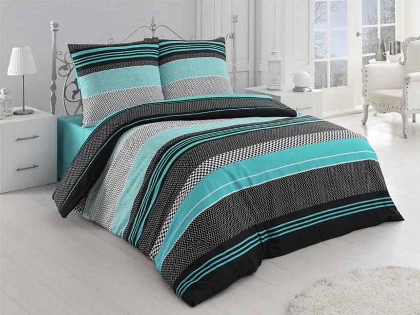 Bettwäsche Bettbezug 200X200 Cm Kopfkissenbezug 8  Real von Bettwäsche 200X200 Schwarz Weiß Bild