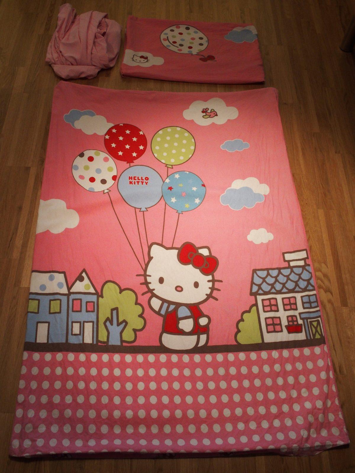 Bettwäsche Hello Kitty  Oriangschch von Hello Kitty Bettwäsche 100X135 Photo