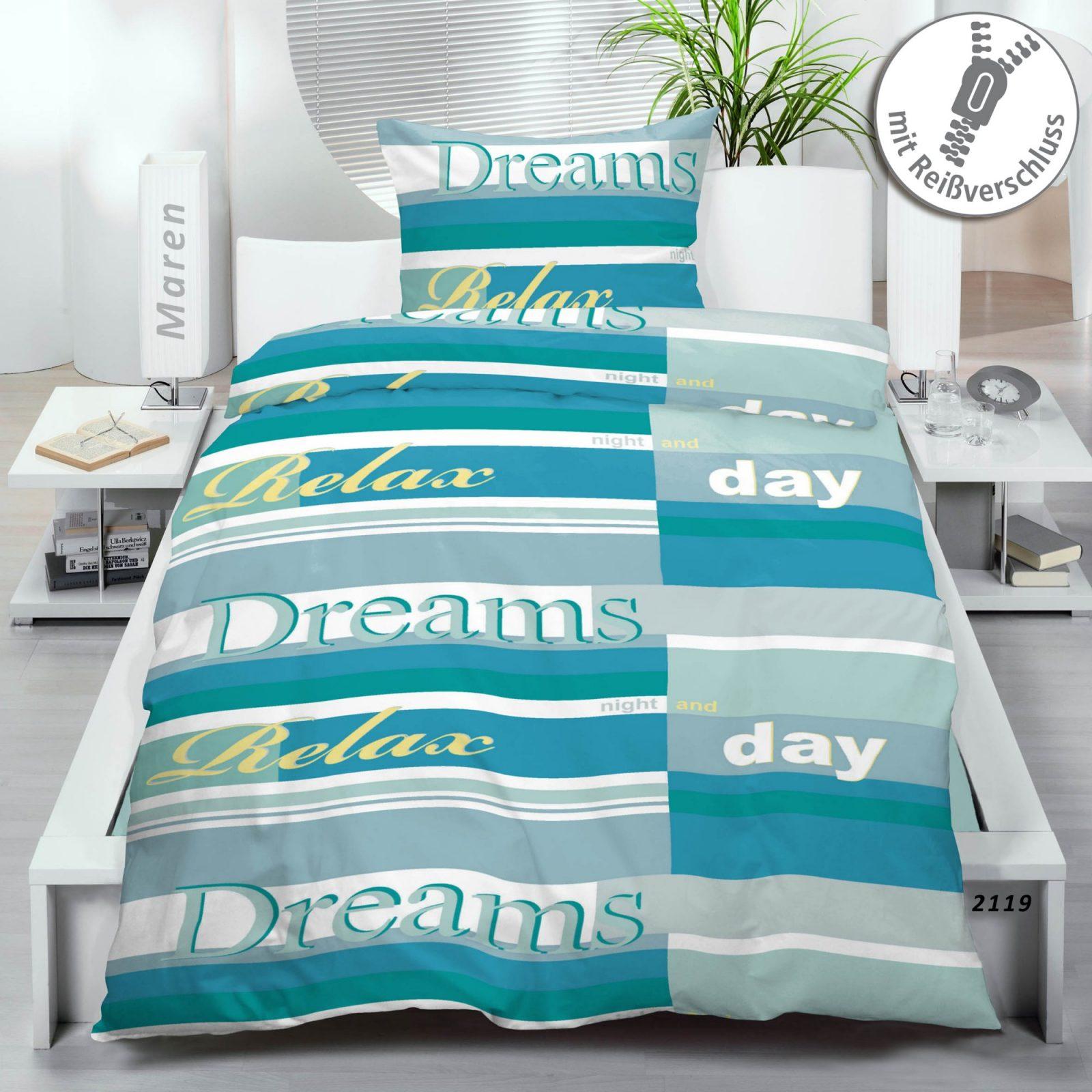 Bettwasche Jersey  Angebote Auf Waterige von Bettwäsche 155X220 Jersey Reißverschluss Photo