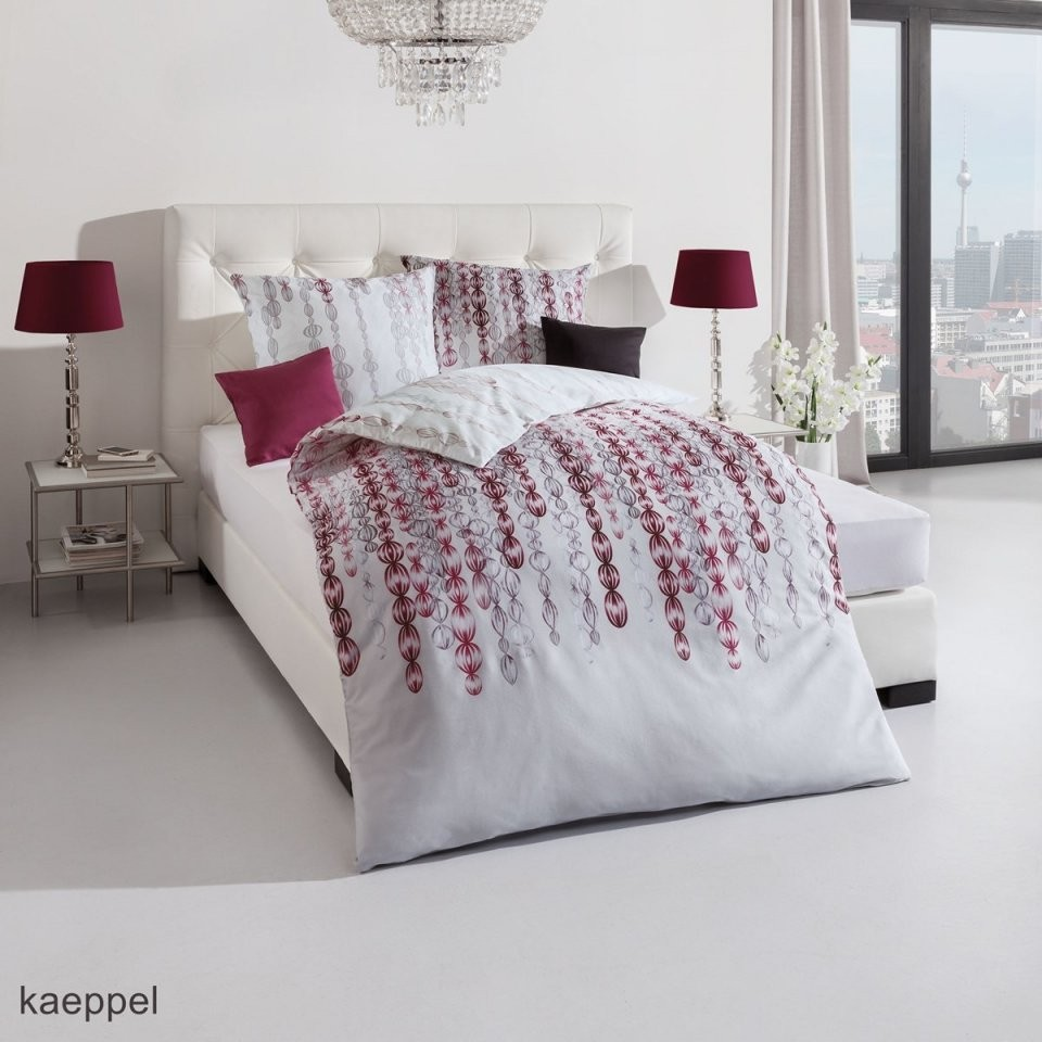Bettwäsche Online Kaufen Günstig  Flowerpowerflorist von Bettwäsche 220X240 Günstig Bild