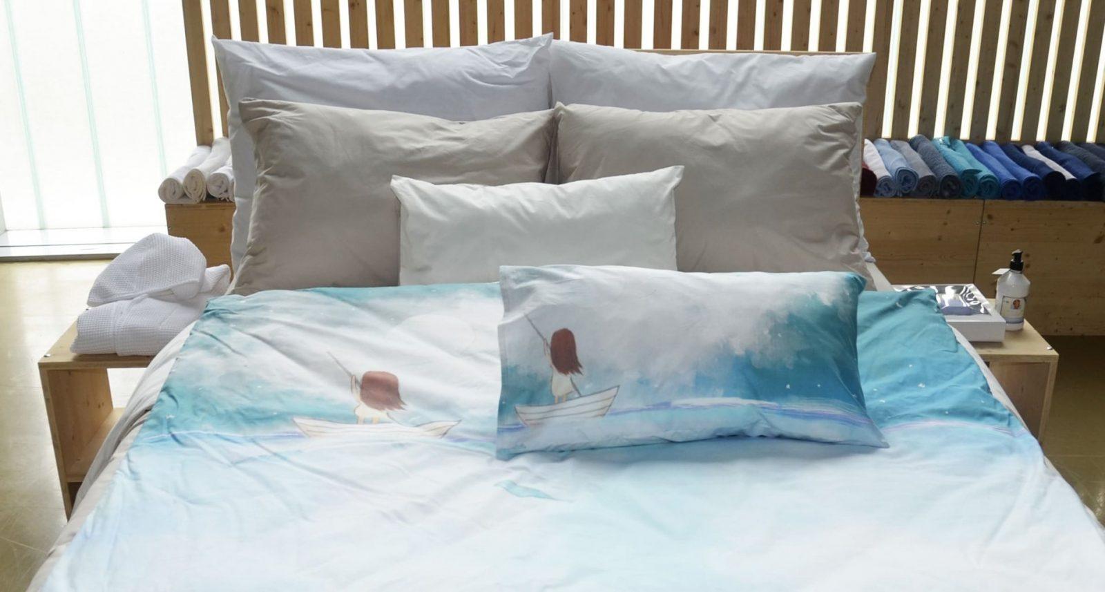 Bettwäsche Und Kissen Günstig Mit Eigenem Foto Bedrucken von Bettwäsche Mit Eigenem Foto Bild