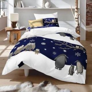 Biberbettwäsche Und Andere Bettwäsche Von Fleuresse Online Kaufen von Bettwäsche Eule 155X220 Photo