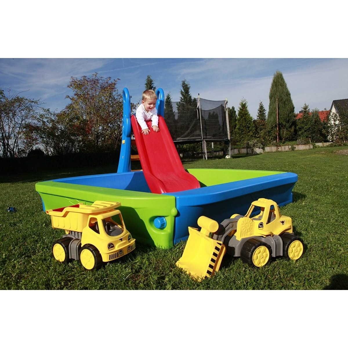Big 800056710 Rutsche Big Fun Slide Verstellbar von Big Fun Slide Rutsche Bild