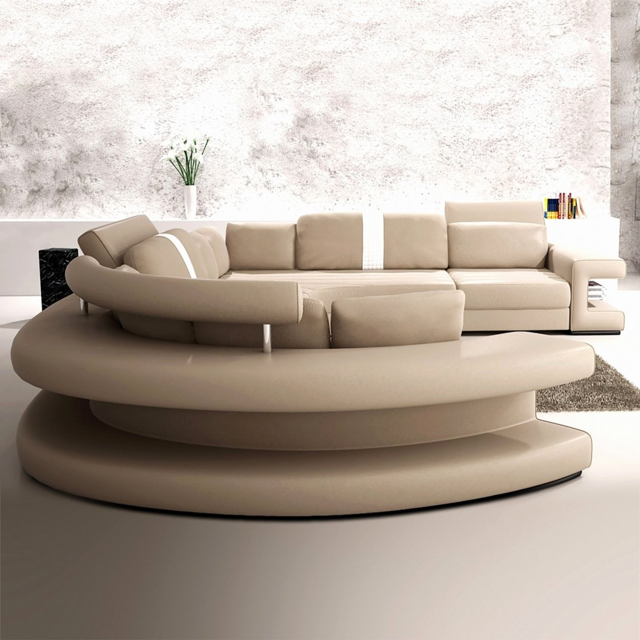 Big Couch Gnstig Big Sofa Vice Mit Led Beleuchtung With Big Couch von Big Sofa Xxl Poco Bild