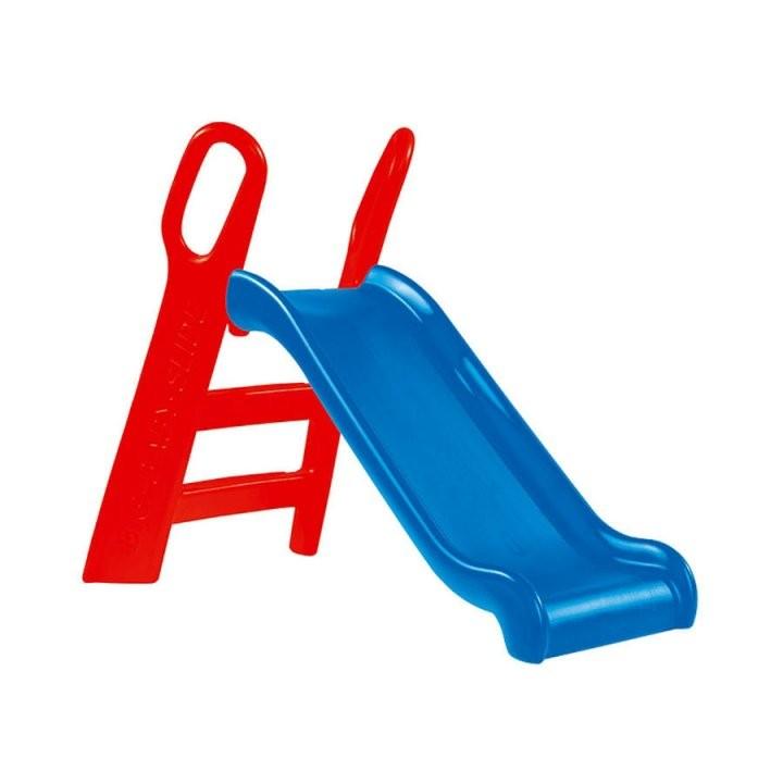Big Glijbaan  New Baby Slide  Pinkorbluebe von Rutsche Big Fun Slide Bild