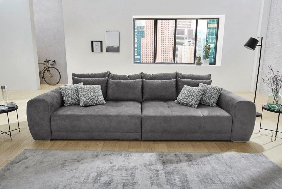 Big Sofa Grau Ca 306 X 134 Cm ▷ Online Bei Poco Kaufen von Big Sofa Poco Domäne Photo