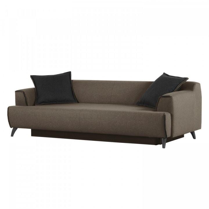 Bigsofa Leddy (Mit Schlaffunktion)  Webstoff  Home24At von Big Sofa Mit Schlaffunktion Und Bettkasten Bild