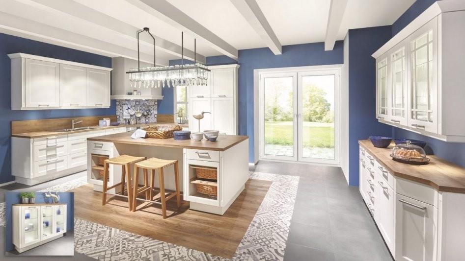 Bilder Für Küche Modern von Küche Im Landhausstil Gestalten Bild