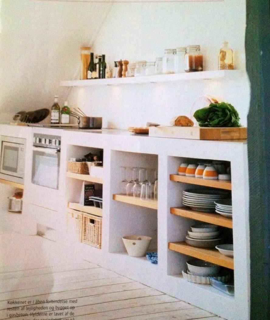 Bildergebnis Für Küche Selber Bauen Ytong  Küche Selber Bauen In von Rustikale Küche Selber Bauen Bild