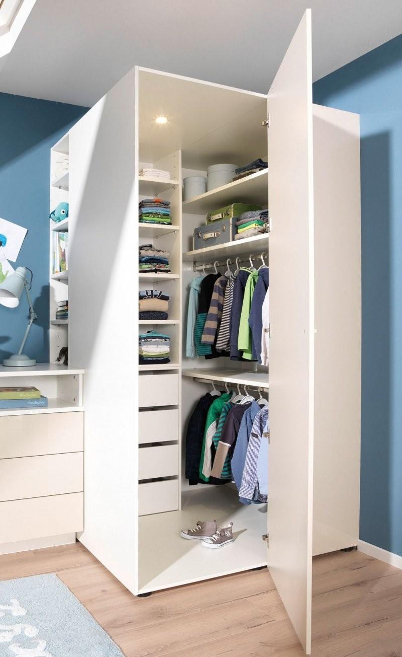 Billig Begehbarer Kleiderschrank Für Kinderzimmer  Closet von Kleiderschrank Ideen Kleines Zimmer Photo