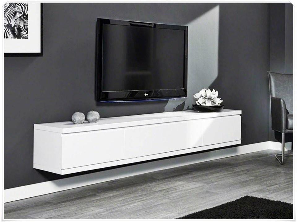 Billig Tv Möbel Weiß Hochglanz Hängend  Home Decor  Tv Möbel Weiß von Tv Lowboard Weiß Hochglanz Hängend Bild