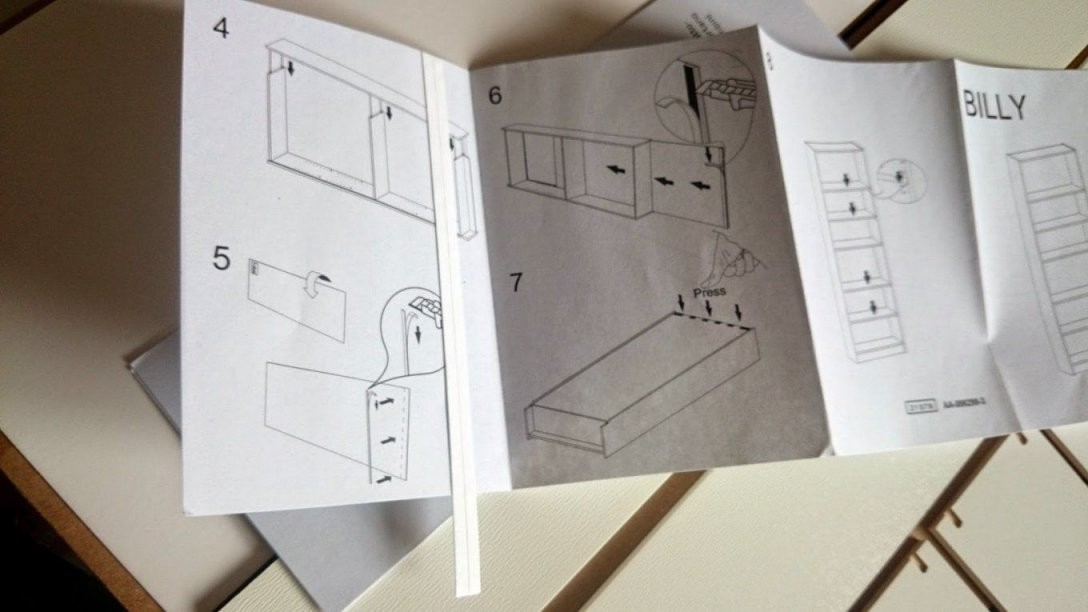 Billy Regal Anleitung Epos Ikea Anleitungen Pdf Rcmx  Lacapsule von Ikea Billy Regal Anleitung Bild