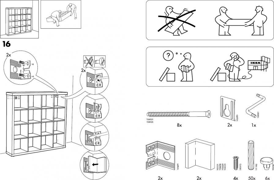 Billy Regal Anleitung Epos Ikea Anleitungen Pdf Rcmx  Lacapsule von Ikea Billy Regal Anleitung Photo