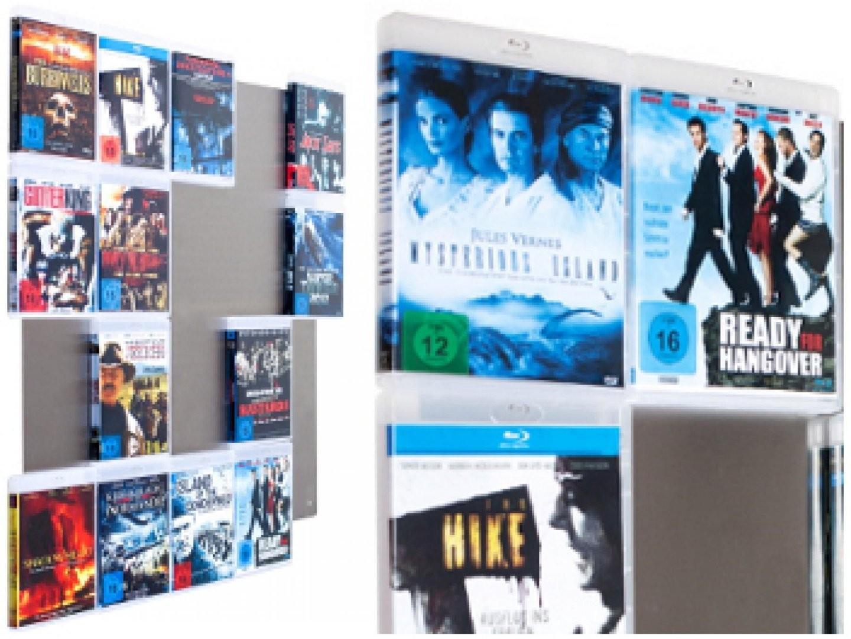 Blu Ray Regal Beleuchtet von Blu Ray Regal Beleuchtet Bild