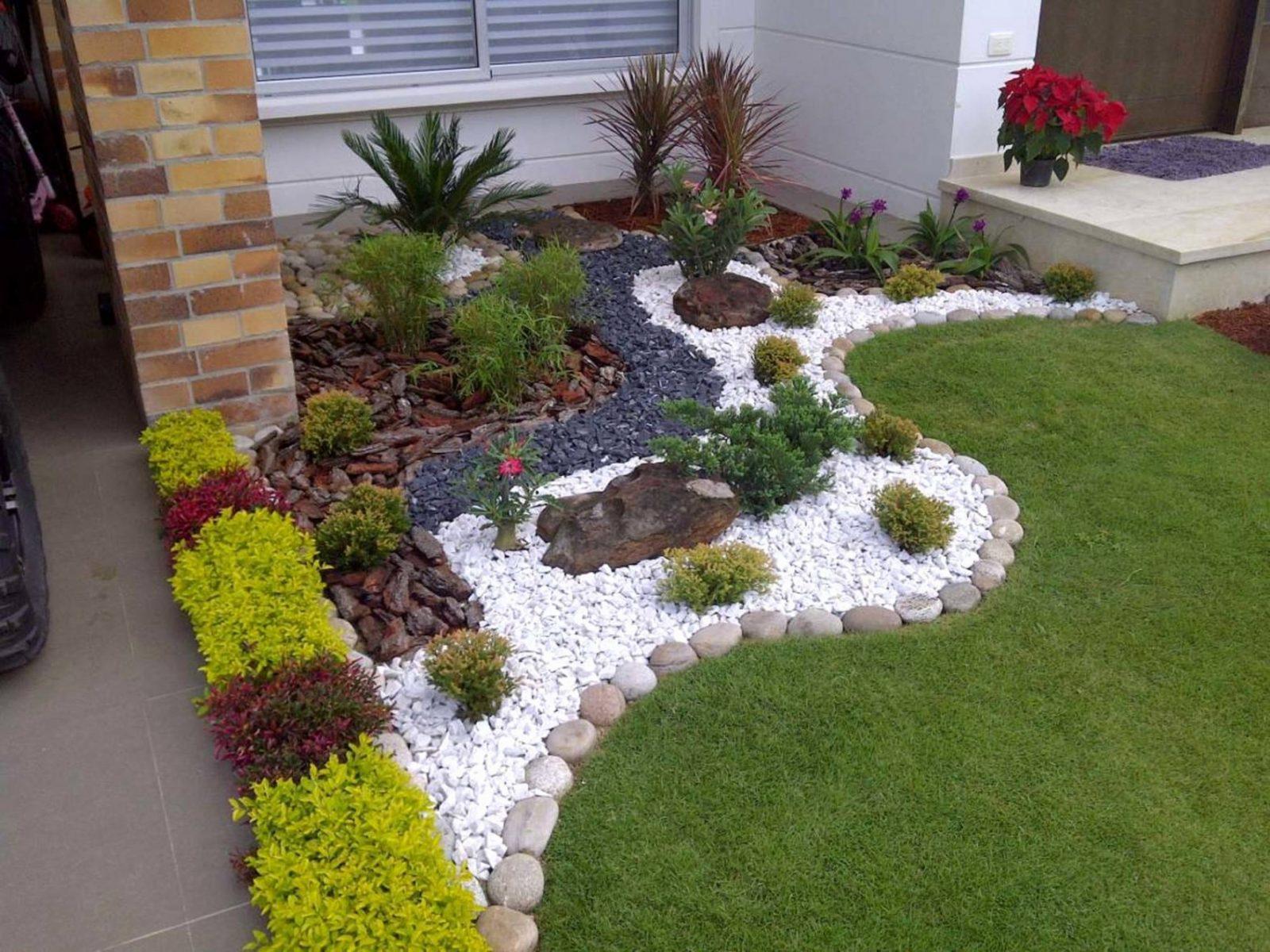 Blumenbeet Anlegen Ideen Typen Kleine Garten Ohne Rasen Beste Zum von Kleine Gärten Gestalten Ohne Rasen Photo