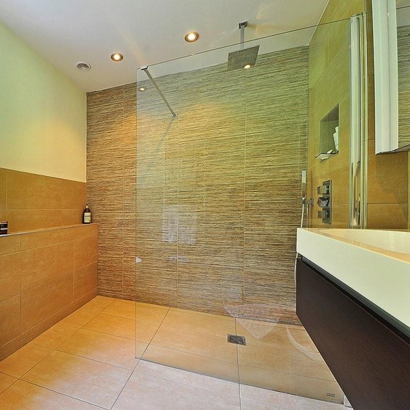 Bodengleiche Dusche Einbauen – Richtig Planen Und Umsetzen von Bodengleiche Dusche Einbauen Estrich Bild
