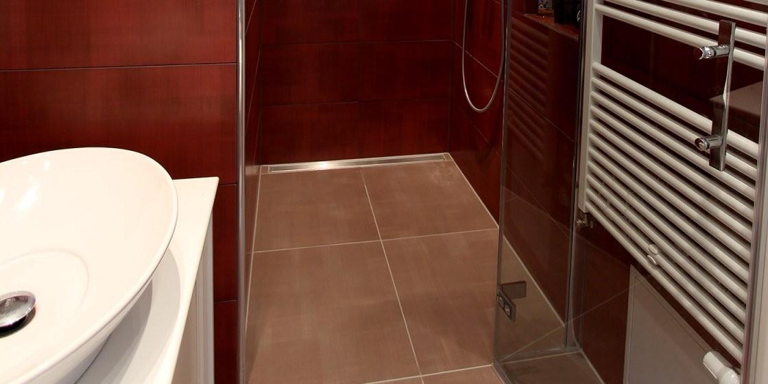 Bodengleiche Dusche Einbauen So Geht Es Richtig von Bodengleiche Dusche Einbauen Estrich Bild