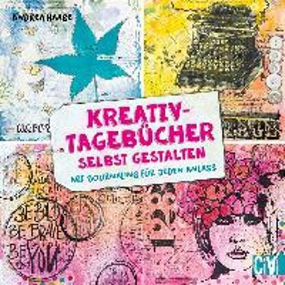 Bol  Kreativtagebücher Selbst Gestalten Haase Andrea von Kreative Bilder Selbst Gestalten Photo