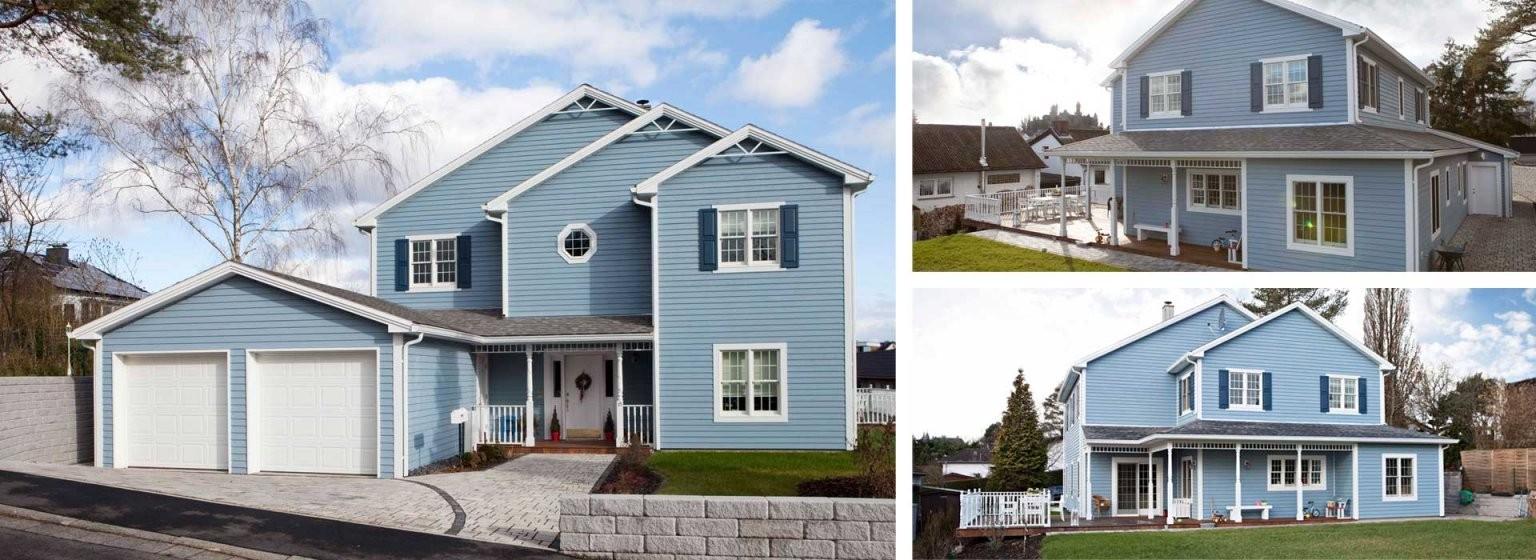 Bostonhaus  Amerikanische Häuser  Startseite von Amerikanische Häuser In Deutschland Bauen Bild